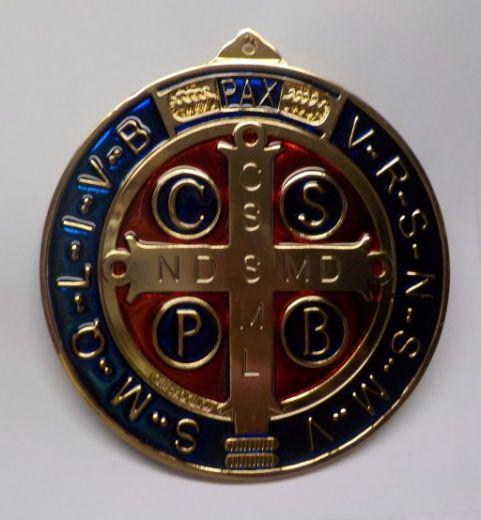 Benediktus-Medaille - 150 mm Durchmesser